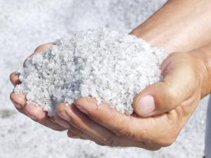 Соль морская - сила уникальная