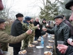 """Благотворительный фонд Урбанского """"Придунавье"""" приветствовал воинов-интернационалистов"""