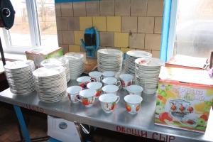 """Детский сад """"Журавушка"""" села Кирнички – с новой посудой и стиральной машиной"""