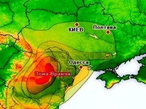Измаил и юг Одесской области ощутили землетрясение