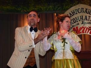 Измаил Всемирный день театра праздновал на сцене - с грамотами, цветами и тортом