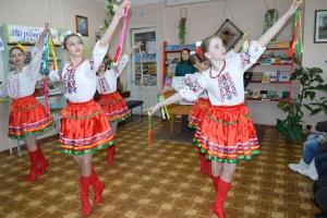 В юношеской библиотеке учили танцевать