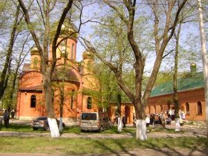 Престольный праздник в храме Георгия Победоносца
