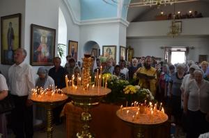 Храмовый праздник в Свято-Николаевском мужском монастыре