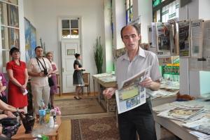 6 июня - день журналиста украины. Сберечь то, что написано пером