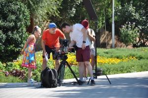 В Измаиле начались съёмки художественного фильма