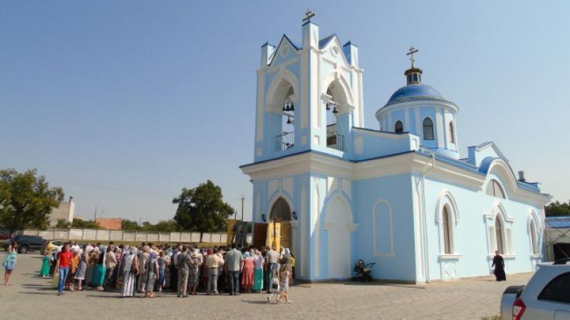 Праздник Успения Богородицы в Свято-Николаевском мужском монастыре