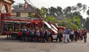 Спасатели отметили свой профессиональный праздник