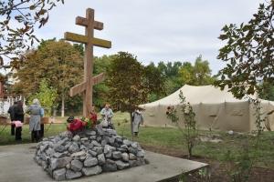 Храмовый праздник Веры, Надежды, Любови и матери их Софии прошёл в Измаиле