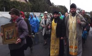 Бессарабский крестный ход Божью благодать несёт в народ