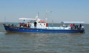 По последним данным, на затонувшем на Одесщине катере находилось 36 человек — МВД
