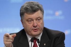 Порошенко одобрил выделение 2,5 млрд грн на восстановление Донбасса