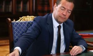 Россия вводит экономические санкции против Украины — Медведев
