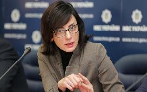 Деканоидзе назвала протесты милиционеров ожидаемыми
