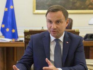 Киев впервые посетит новый президент Польши: будет говорить о санкциях против России