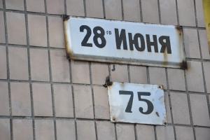 Вместо Ромской - дать улице имя цыганского барона