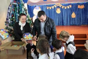 В Измаильском районе стартовали новогодние праздники