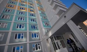 Москвичи скупают квартиры в Донецке
