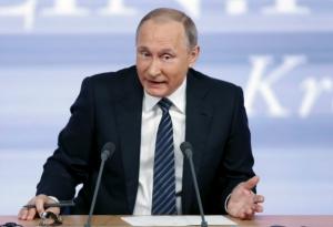 Итоги года от Путина: три часа вранья и немного гипноза