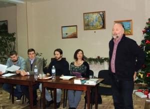 """""""Бессарабские диалоги"""" под новогодней ёлкой"""