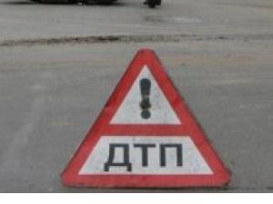 "В ДТП ""пострадал"" столб"
