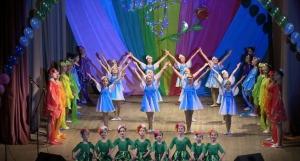 Танцуем в ритме радуги!