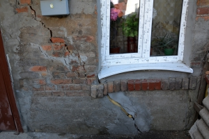 Из-за аварии в частной квартире несколько семей остались без воды и канализации