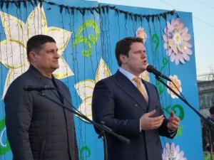 Александр Урбанский: работа на округе
