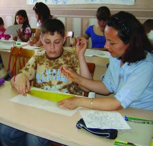 Всем детям открыть путь к творчеству!