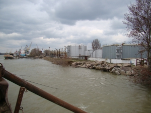 Дунай наступает. А куда отступать?