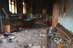 Пожар в центре здоровья: 40 пациентов горбольницы эвакуированы