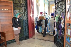 Ковчег с мощами Пророка Предтечи прибыл в Измаил