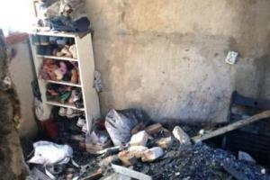 Пожар унёс жизни шестерых детей