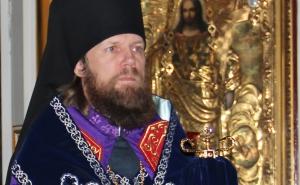 Поздравление епископа Болградского Сергия с Пасхой-2016