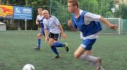 В разгаре Второй чемпионат города по футболу в Бессарабской лиге