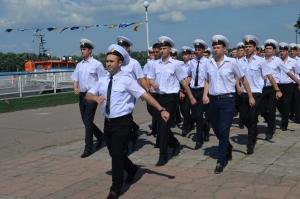 Попутного ветра, моряки-бакалавры!