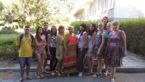 За знаниями и солнцем - в Болгарию