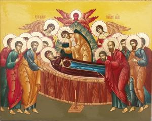 Завтра - Успение Пресвятой Богородицы