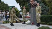 На Черкасщине открыли памятник Игорю Момоту