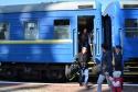 Первый поезд из Киева прибыл в Измаил