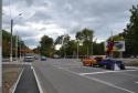 На перекрёстке возле стадиона появился светофорный комплекс
