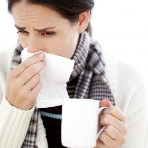 Сезон респираторно-вирусных заболеваний открыт