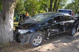 Неудачный обгон закончился смертью водителя