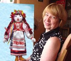 В Рени вспоминали талантливую художницу и светлую личность Тамару Кавун