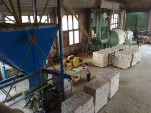 Биотопливный завод заработает в Каменке