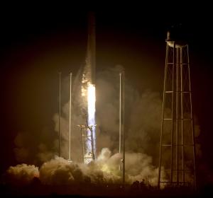 NASA успешно запустило ракету Antares, созданную при участии Украины