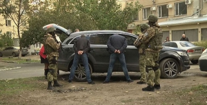 Полиция задержала группу вооруженных иностранцев в Одессе