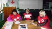 Заседание волонтерского клуба Измаильской организации Общества Красного Креста
