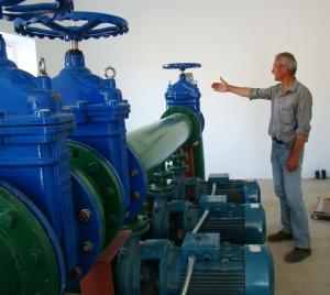Главный объект ренийского водоснабжения: концы в воду?