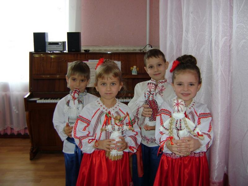 Лялька-мотанка - пам'ять поколінь